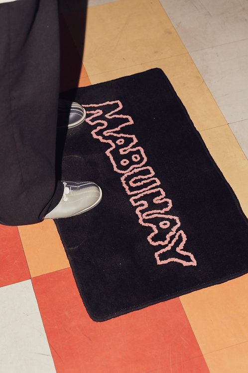 Tropa Mabuhay Mat Pink