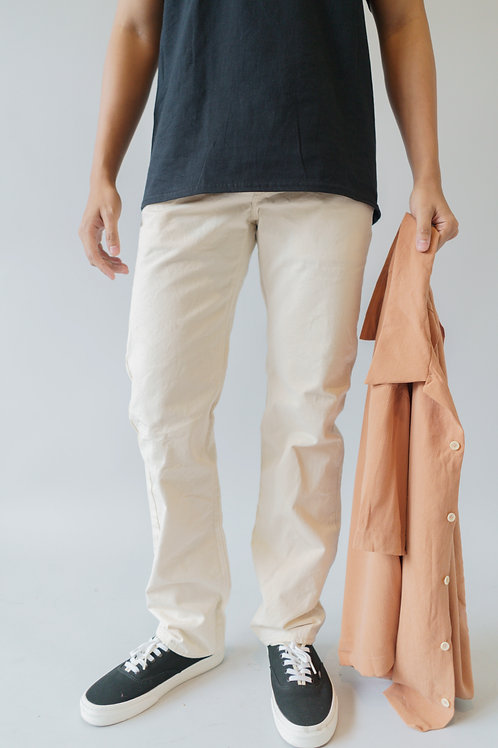 Leon Denim Slim Fit Jeans Natural