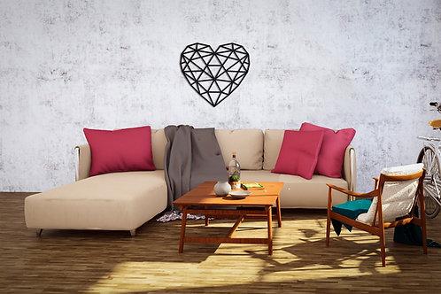 Heart Home Decor Puzzle