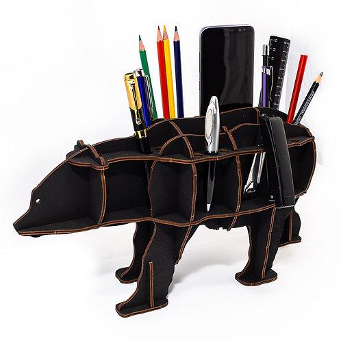 Bear Organizer (Black)