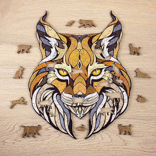 Lynx Classic Puzzle