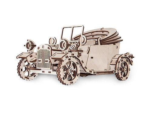Retro Car Construction Kit