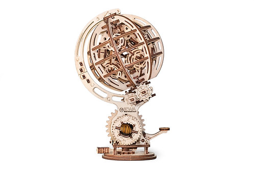 Kinetic Globe Construction Kit