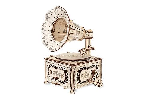 Gramophone Construction Kit
