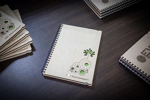 Custom Notebook