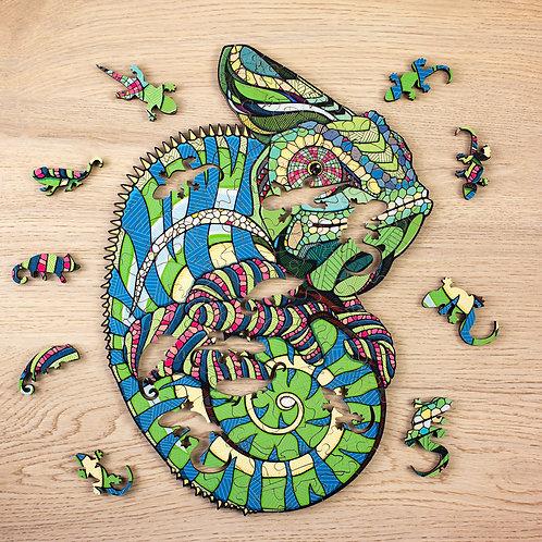 Chameleon Classic Puzzle