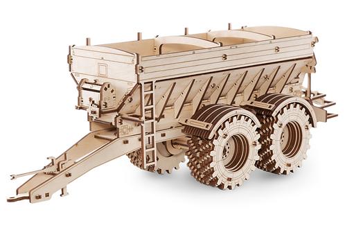 Trailer for Tractor Kirovetz Construction Kit