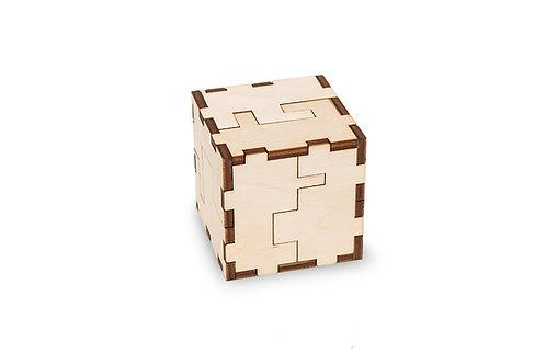 Jigsaw Cube