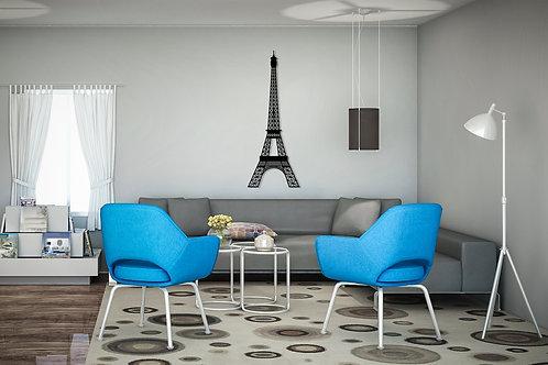 Eiffel Tower Home Decor Puzzle