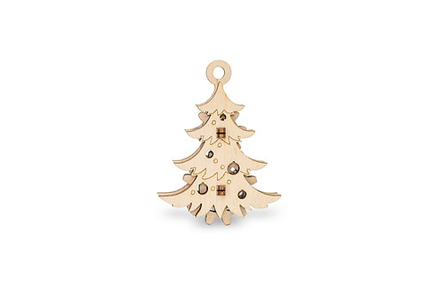 Fidget Christmas Tree
