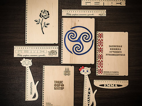 Custom Stationery Items