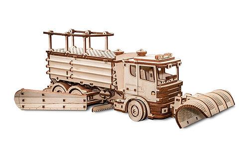 Snow Truck Construction Kit