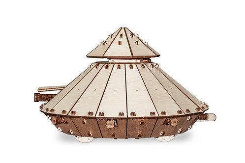 Kit de construction de réservoir Da Vinci