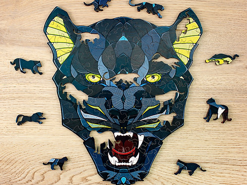 Panther Classic Puzzle