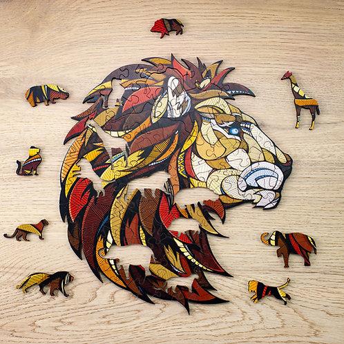 Lion Classic Puzzle