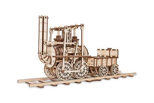 Locomotive Construction Kit