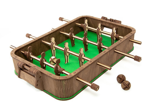 Table Football Construction Kit
