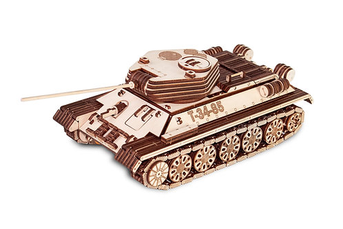 Tank T-34-85 Construction Kit