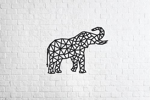 Elephant Home Decor Puzzle