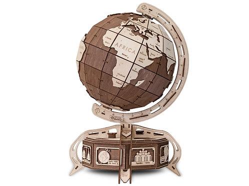 Kit de construction Globe Brown