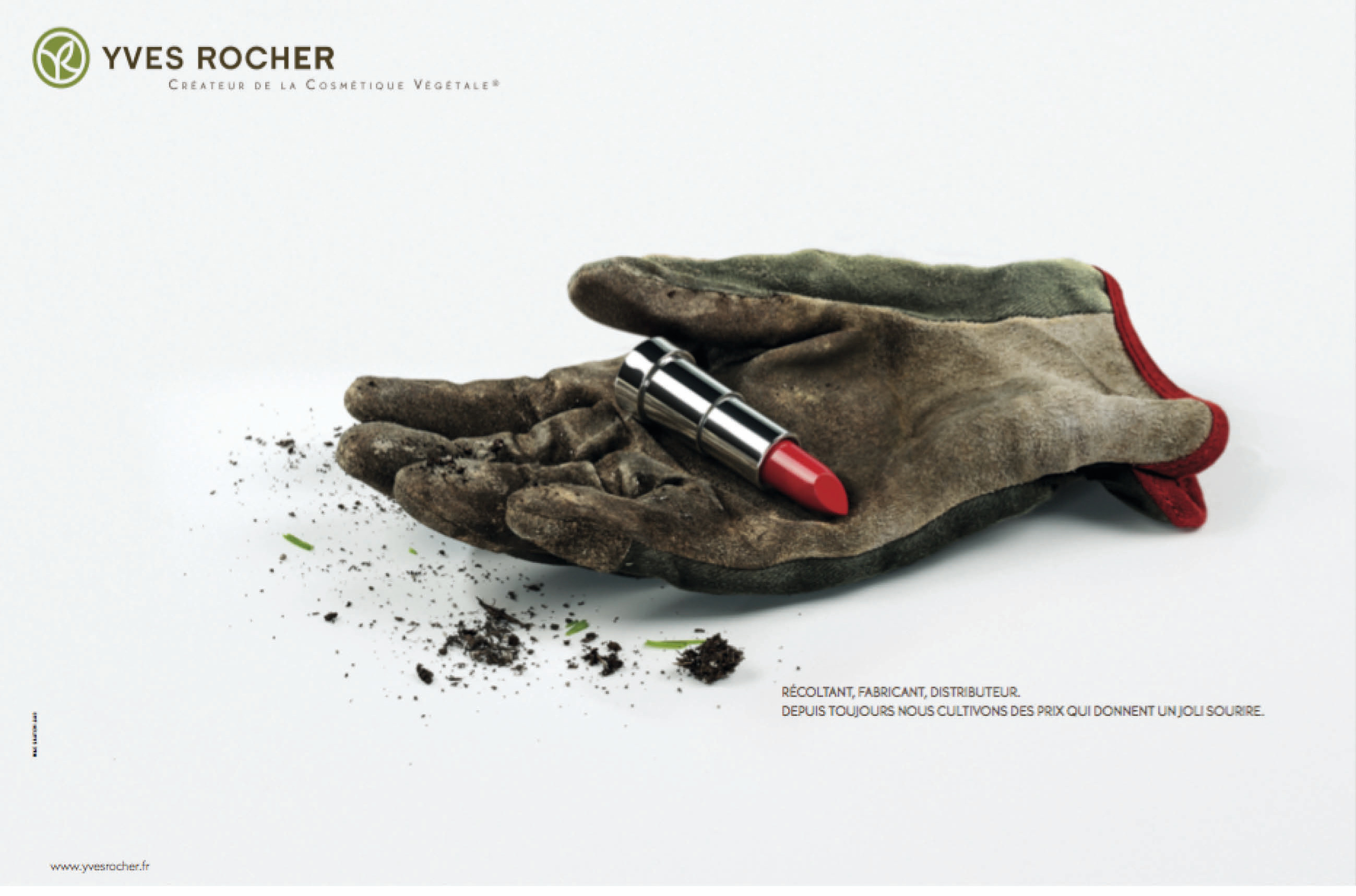 Campagne marque // Yves Rocher