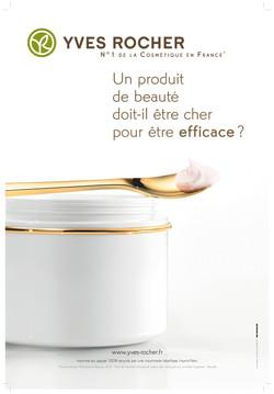 Print Accessibilité // Yves Rocher