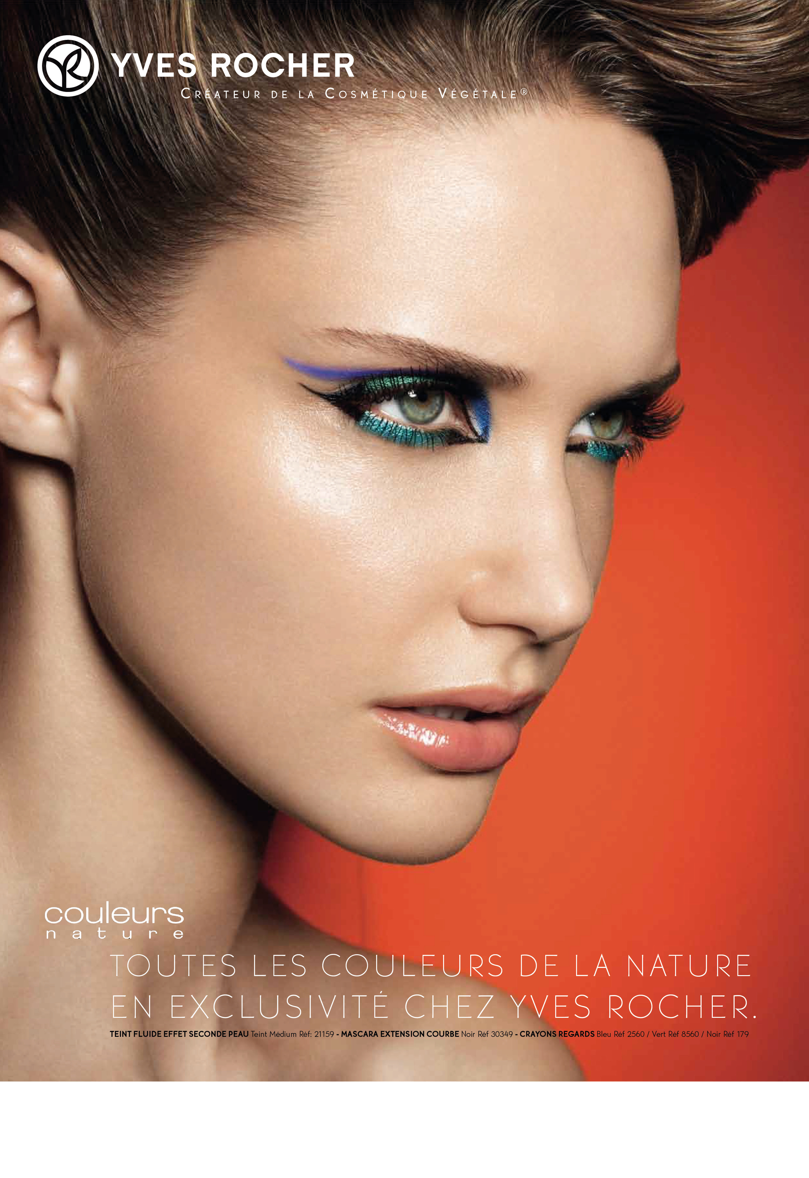 Couleurs Nature // Yves Rocher