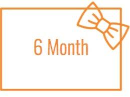 6 month membership: 4+ kids