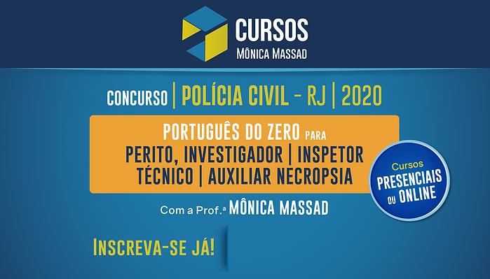 Cursos Monica Massad - Concurso Policia