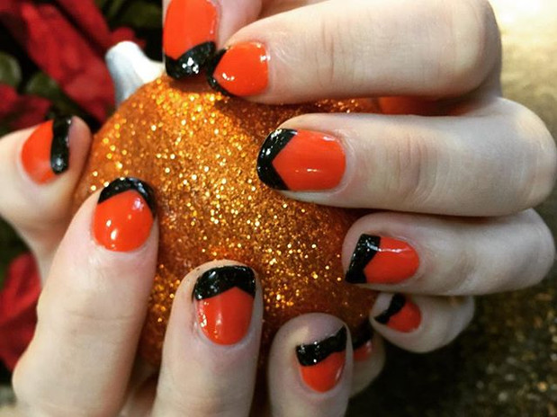 🎃 nails by Erin!_._._._#angelssalonands