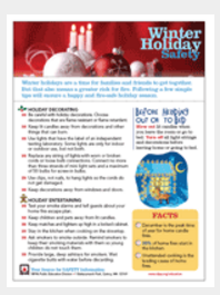 NFPA Holiday Saftey