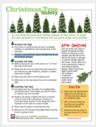 NFPA Christmas Tree Safety