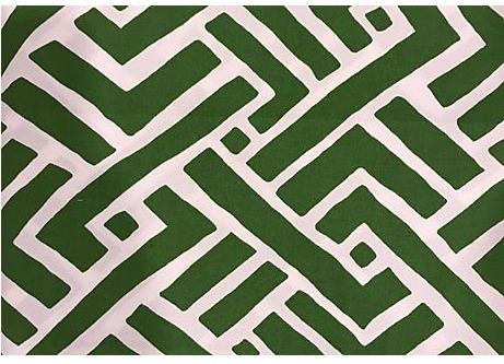 Woven Green