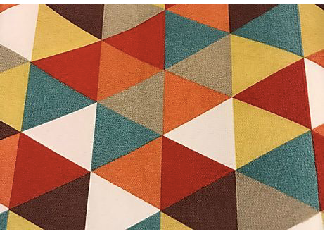Multicoloured Triangles