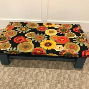 Flower Power Bed