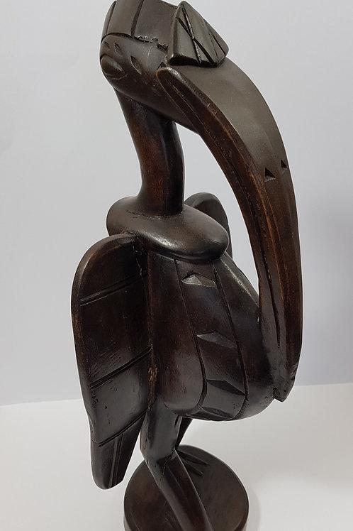 Large Hornbill Ivory Coast
