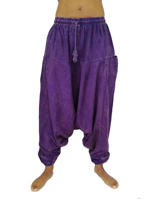Women's Garalu Stonewash Afghan/Alibaba Trousers (in 5 Colours)