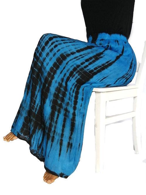 Monty Tie Dye Rayon Skirt (in 3 Colours)
