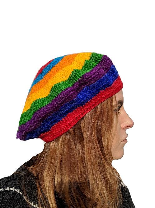 Rainbow Beret