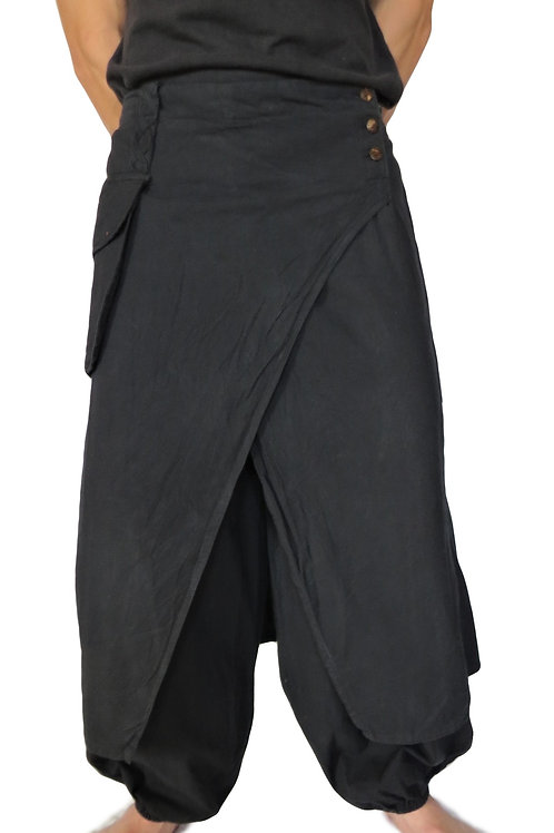 Double Layer Trousers (Large sizing) (in 2 colours)