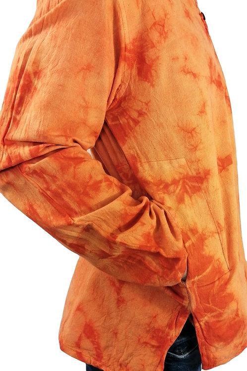Tie Dye L/S Shirt (in 3 Colours)