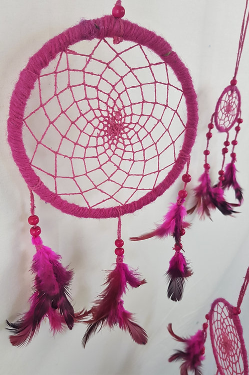 Large Cotton Dreamcatcher (3 Colours)
