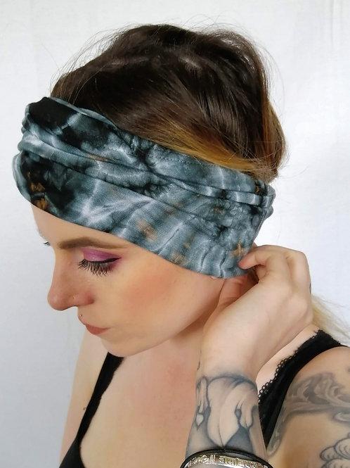 Tie Dye Magic Scarf Headband (in 4 Colours)
