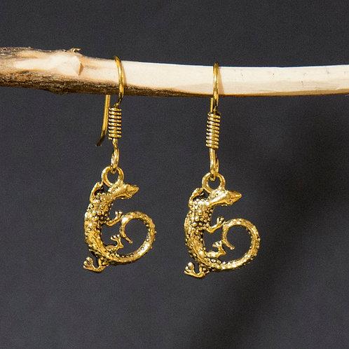 Lizard Earring