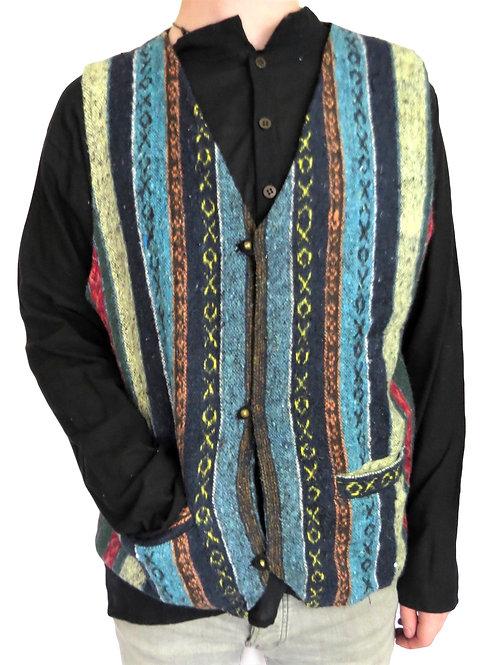 Brush Cotton Waistcoat