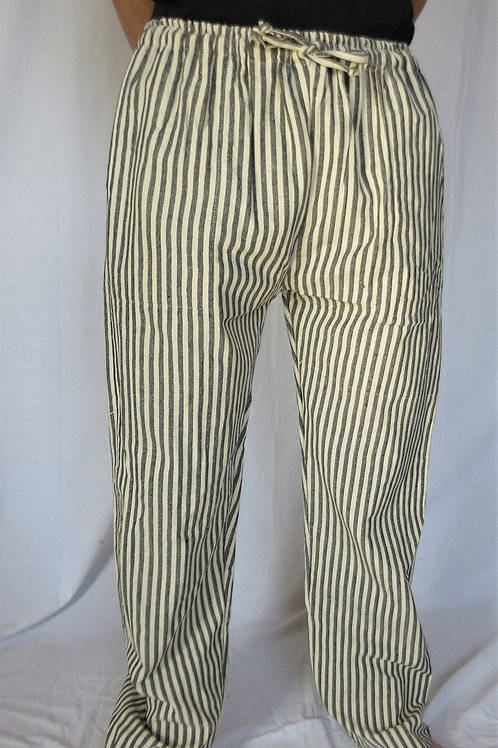 Elasticated Stripe Trousers
