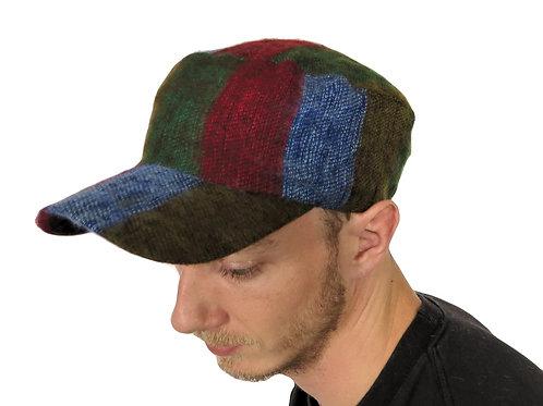 Acrylic Fleece Cap (in 3 colours)