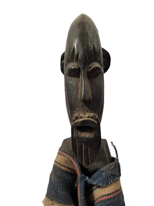 Senufo Contemplating Man Ivory Coast