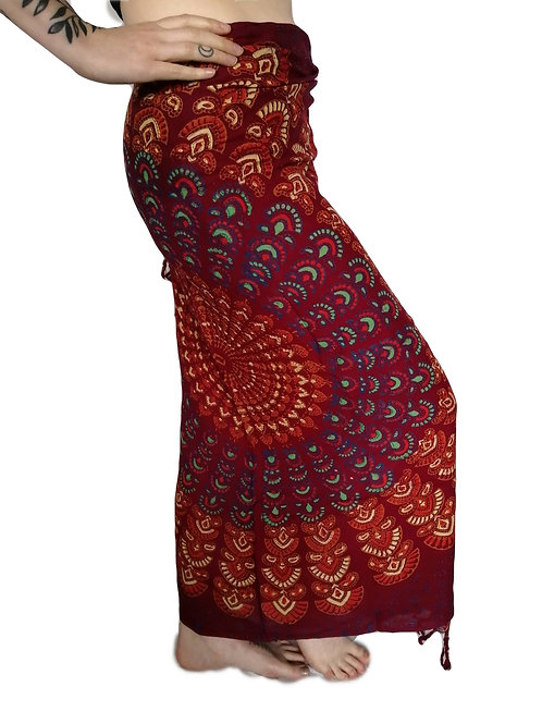 Print Cotton Sarong (in 3 Colours)
