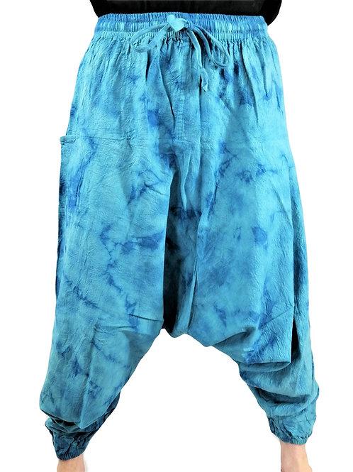 Tie Dye Afghan/Hareem Unisex Trousers